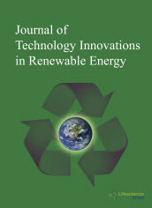Journal of Technology Innovations in Renewable Energy